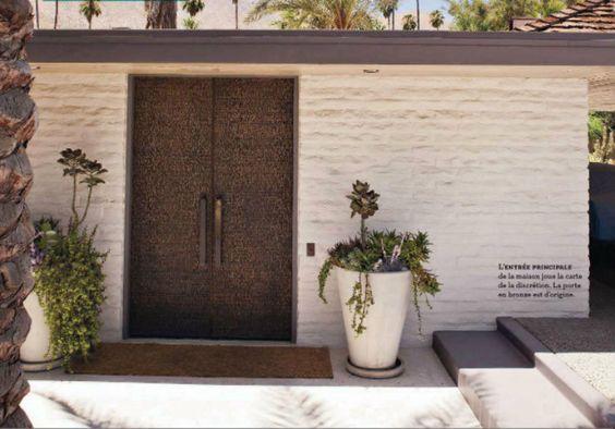60's Modern Home in Palm Springs | ...love Maegan