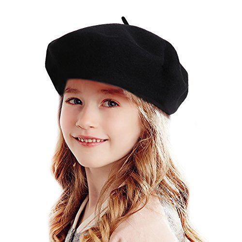 Primo Hats Girls Faux Cream Fur Soft Warm Trapper Hat with Velcro Ages 1-6 Years