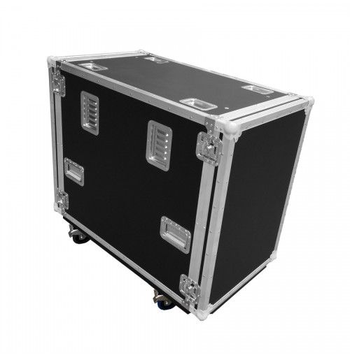 12u Rack Case 20 Inch Amp Shock Mount Rack Flight Cases Sales02 Flightinthecases Com Vee