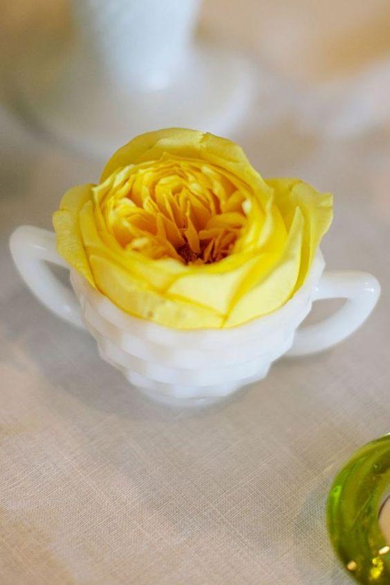 uma flor só!