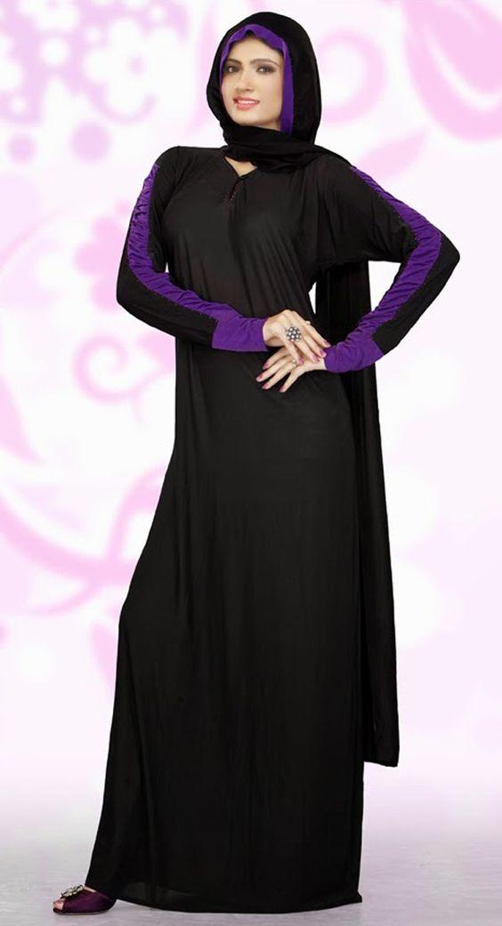 #Black #Abaya