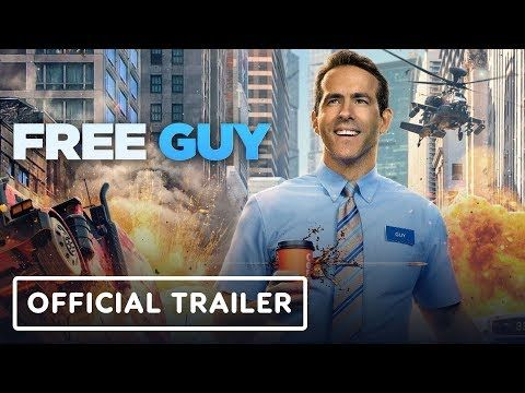 Free Guy Official Trailer 2020 Ryan Reynolds Taika Waititi Youtube Official Trailer Best Movie Trailers Good Movies On Netflix