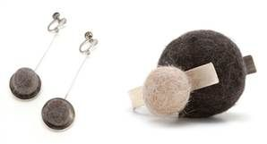 Fur heaven's sake: It's jewelry made from cat hair - Style
