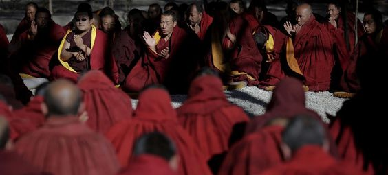Dans le Tibet rêvé du Parti communiste chinois