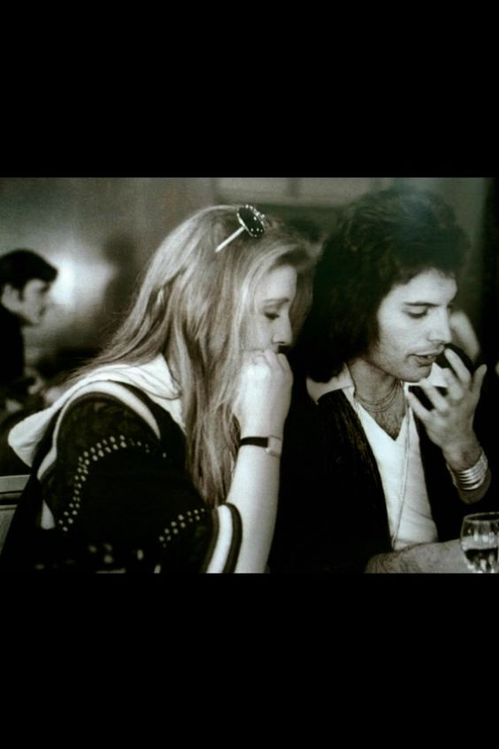 Mary Austin, Freddie Mercury