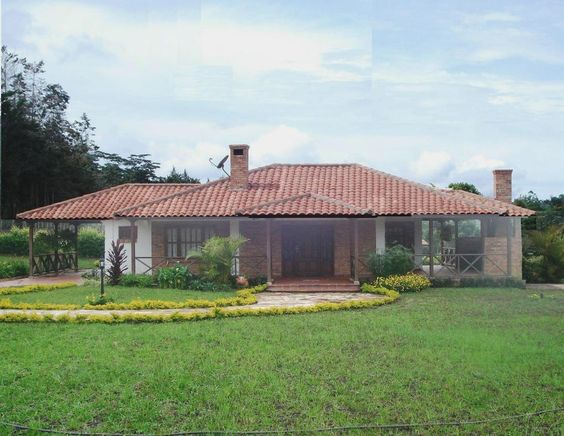 casas de campo en colombia construida dream house in
