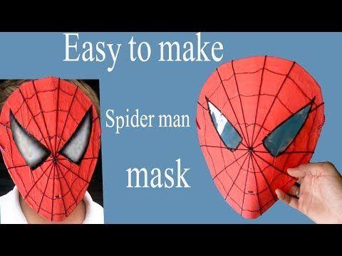 ORIGAMI PAPER SPIDER | DIY HALLOWEEN - YouTube | Бумага для оригами | 360x480