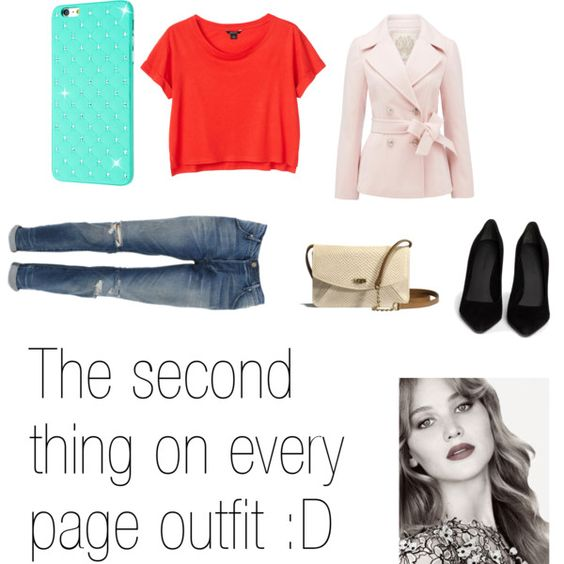 The 2nd thing on every page outfit by lgmay on Polyvore featuring Monki, Forever New, Alexander Wang and UGG Australia