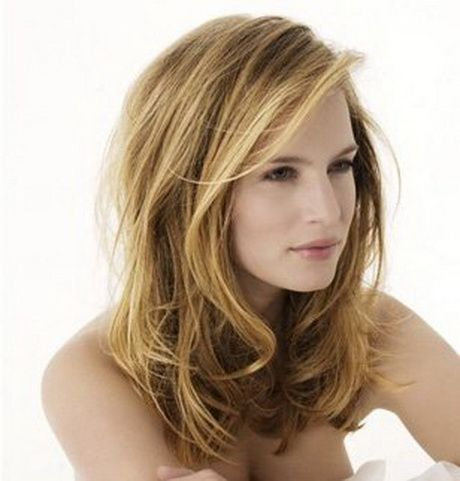 Modele de coiffure cheveux long dégradé - cheveux | Pinterest ...