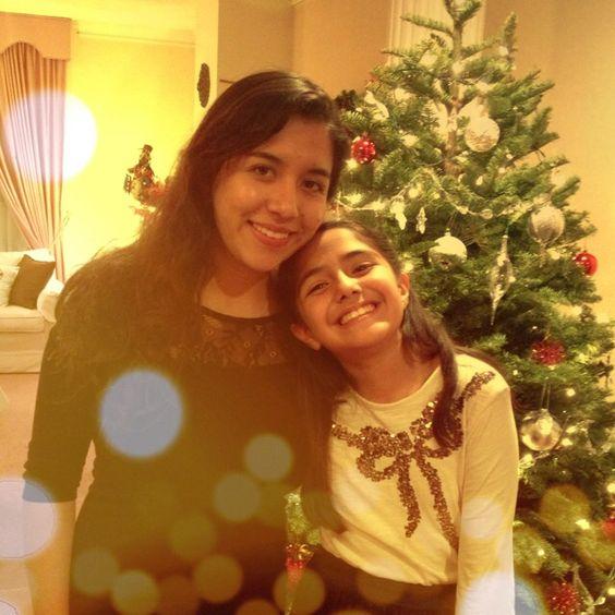 Christmas+Sister= ❤️