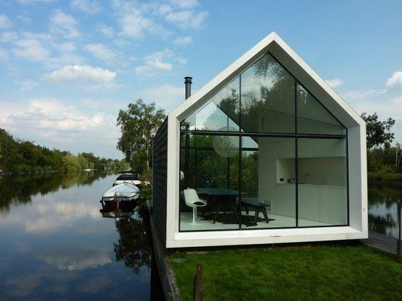 A Mini Dutch Holiday House » CONTEMPORIST