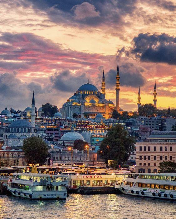 #istanbul #photography #türkiye #turkish #landscape #eminönü