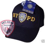 NYPD-NY POLICE/CLOTHING/APPAREL/GEAR/BASE BALL HAT CAP
