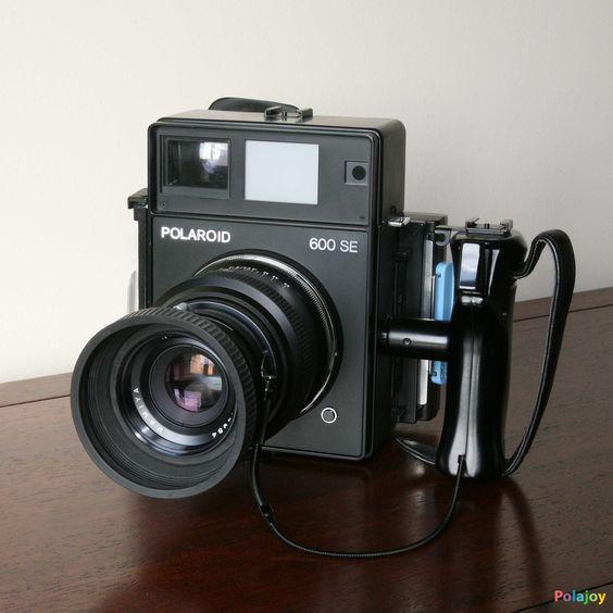 polaroid 600 camera how to use