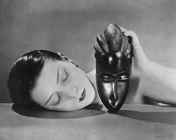 Noires et Blanches by Man Ray, 1926