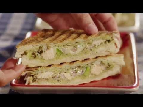 Chicken Recipes - How to Make Chicken Panini - YouTube