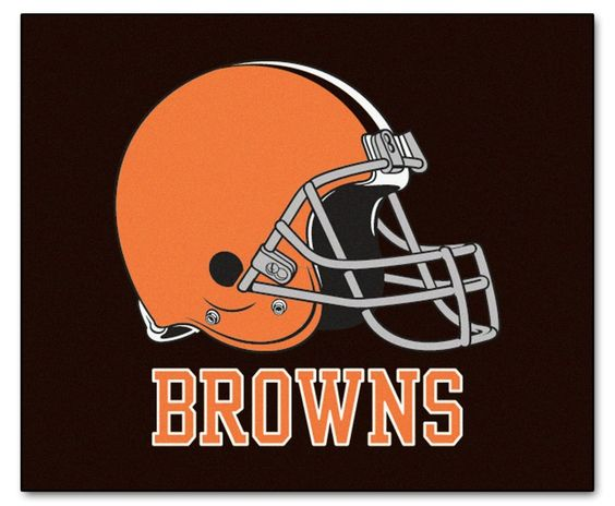 Cleveland Browns Area Mat - Tailgater