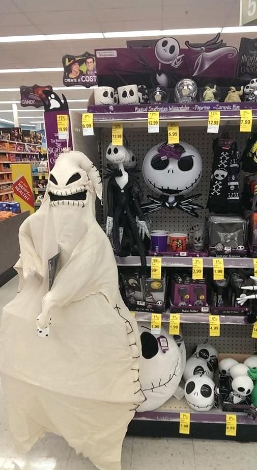 Walgreens Halloween Decorations 2020 Nightmare Before Christmas items at Walgreens in 2020 | Nightmare