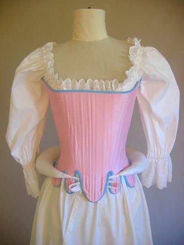 18th century underwear bum roll