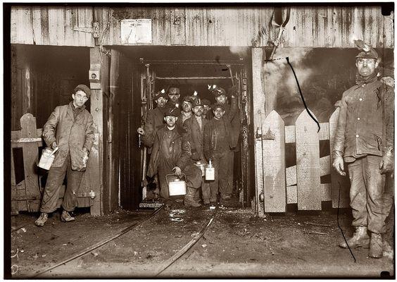 1911. Kivdinsky coal mines 27