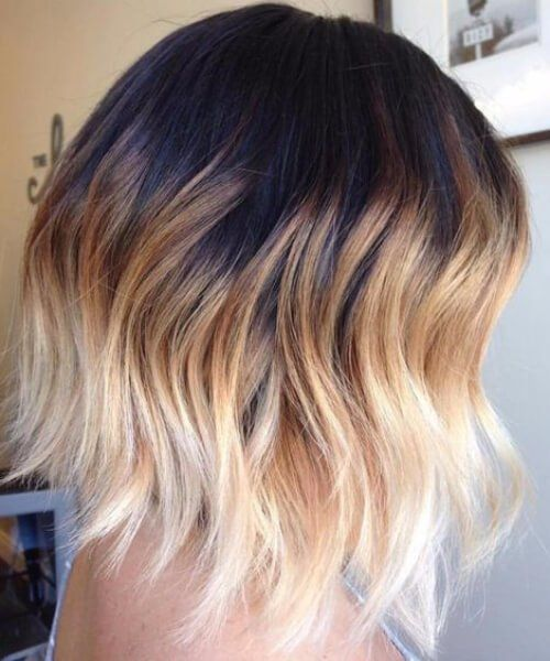 Related Image Blonde Ombre Short Hair Black Hair Ombre Short Ombre Hair