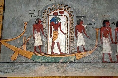 Pinterest the world s catalog of ideas for Egyptian mural paintings