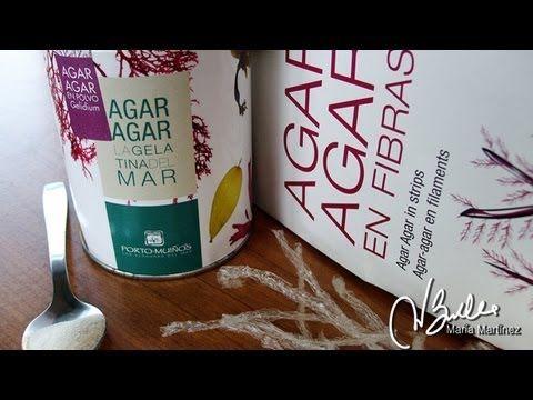 Recetas Dukan Ataque: Como se usa el Agar Agar / How to use Agar Agar, Dukan diet