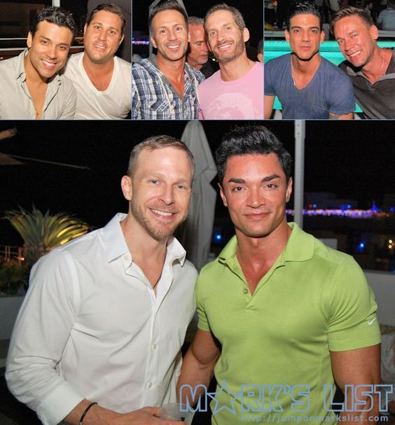 Scott Hauser's Events threw a Fusion Holiday Party at The Dream Hotel that featured great people, cool drinks, and amazing views from the Highbar of South Beach.