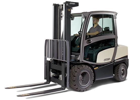 C 5 Series Custom Hard Cabin Forklift Tire International
