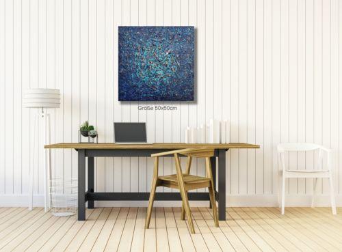 Kunstgalerie-Winkler-Abstrakte-Acrylbilder-Malerei-Strukturbild-Unikat-Neu