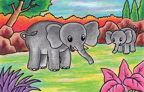 30 Gambar Aneka Hewan Kartun 28 Gambar Sketsa Hewan Buas Gudangsket Gambar Berikut Adalah Gambar Bermacam Macam He Di 2020 Gambar Flora Dan Fauna Gambar Hewan Hewan