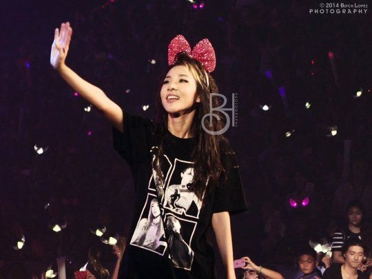 #Dara #2NE1 #AON