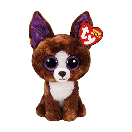 "Ty® 9/"" Dexter Beanie Boo/'s® Medium Chihuahua FROM OUR DOG /& PUPPY STOCK"