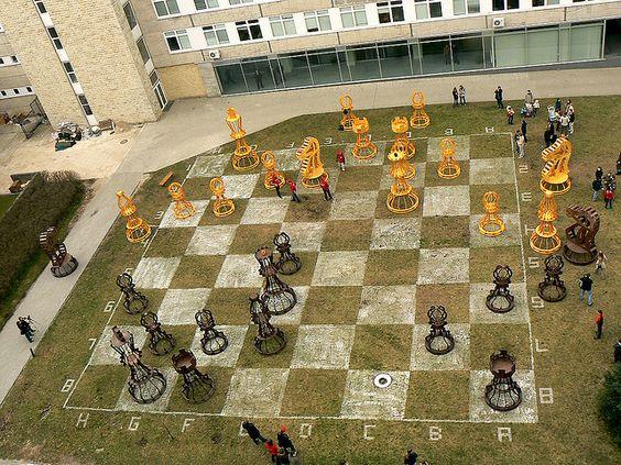 FiDi Chess | Flickr: Intercambio de fotos