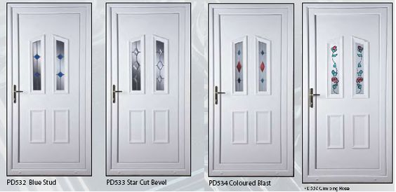 upvc fornt door