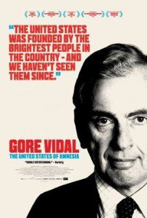 Gore Vidal: The United States of Amnesia (2013) long winded but entertaining.