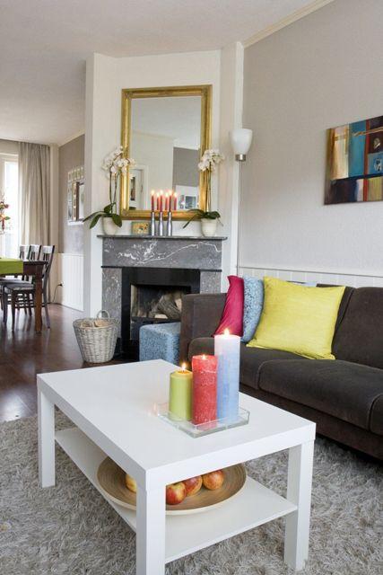 modern klassieke stijl in jaren 30 huis - Schouwen jaren 30 ...