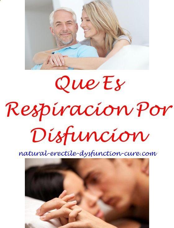 causas de la disfuncion erectil tratamiento