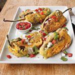 Chiles Rellenos Made Easy Recipe | MyRecipes.com