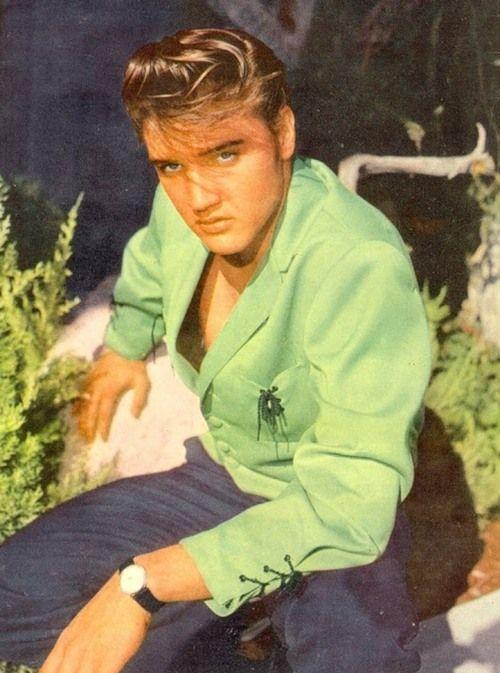 Elvis Presley... the King
