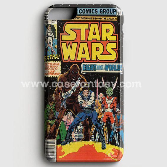 Star Wars Comic iPhone 6 Plus/6S Plus Case | casefantasy