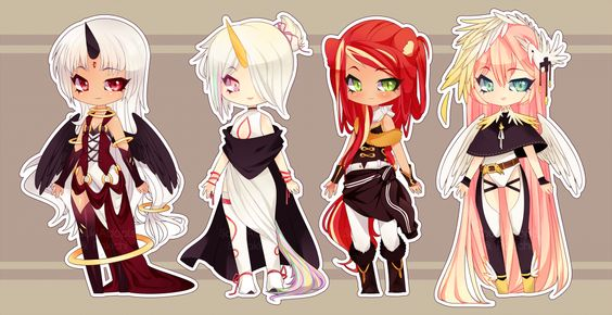 - collab with pakichi #2 - CLOSED by =SoukiAdopts on deviantART