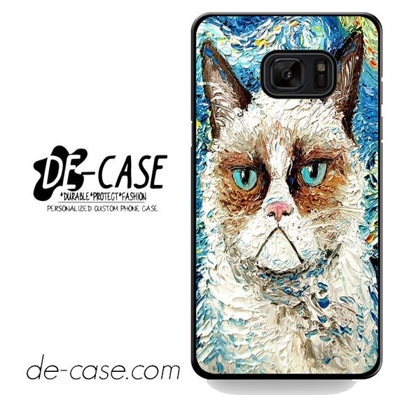 Grumpy Cat Starry Night DEAL-4919 Samsung Phonecase Cover For Samsung Galaxy Note 7