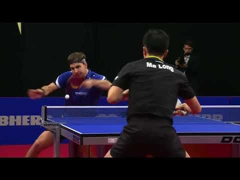 43 The Allure Of Table Tennis In Slow Motion Timo Boll Vs Ma Long Men S World Cup 2017 Youtube Mens World Cup Table Tennis World Cup 2017