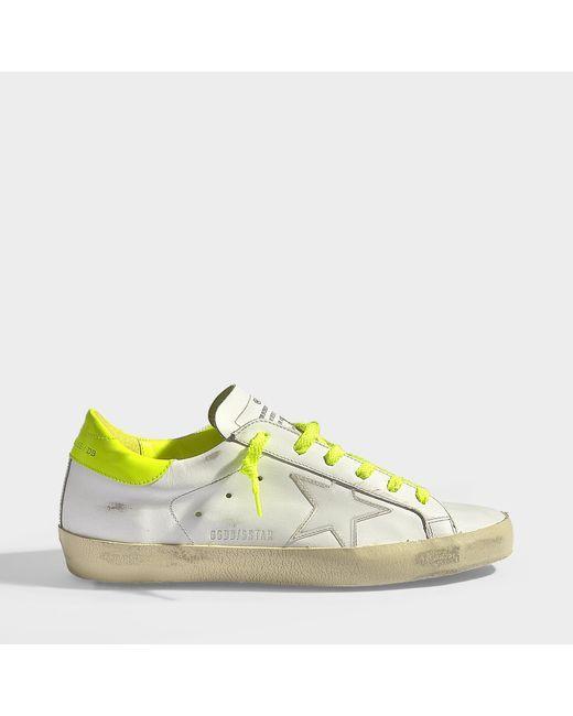 Die Sneakers Superstar von Golden Goose müssen wir Ihnen