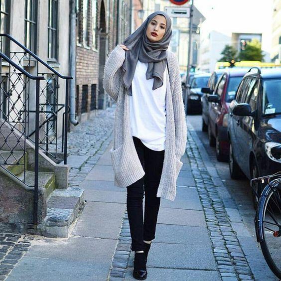 Tunique Hijab Moderne2