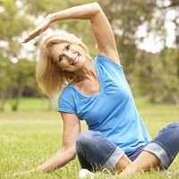 Osteoporosis Exercises: Build Your Bones While You Sit