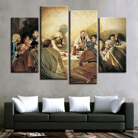 Jesus Abstract Last Supper The Last Supper Painting Last Supper Jesus Last Supper