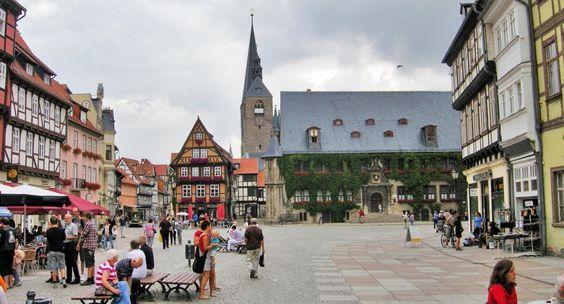 Marktplatz, Quedlinburg