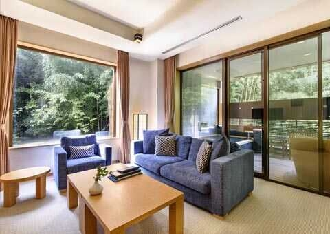 Rooms | All rooms are resort hotels with open-air baths Atami Fufu
